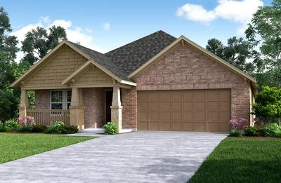 Cypress TX Single Family Home For Sale: $347,517