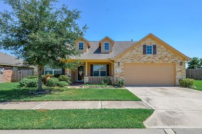 Sealy Single Family Home For Sale: 246 S Lantana Circle
