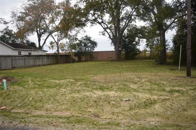 Pearland Residential Lots & Land For Sale: 3718 E Walnut Street