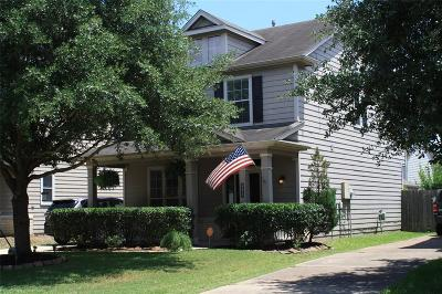 Katy TX Single Family Home For Sale: $162,000
