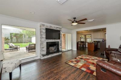Houston Single Family Home For Sale: 10831 Lasso Lane