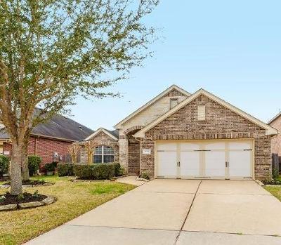 Missouri City Single Family Home For Sale: 5710 Aubrey Oaks Court