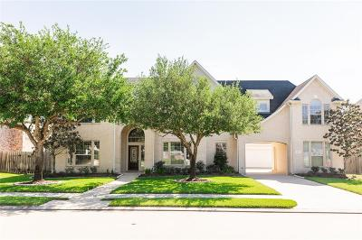 Katy Single Family Home For Sale: 5015 Barlow Bend Lane