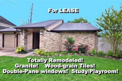 Spring Rental For Rent: 21435 Deerhaven Drive