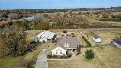 Montgomery Single Family Home For Sale: 22078 Stone Creek Lane