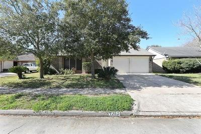 Houston Single Family Home For Sale: 7227 Lost Fable Lane