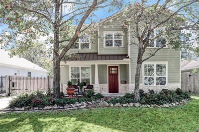 Houston Single Family Home For Sale: 1247 Curtin Street
