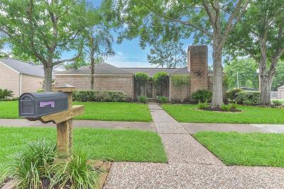 Houston Single Family Home For Sale: 12502 Rocky Knoll Drive