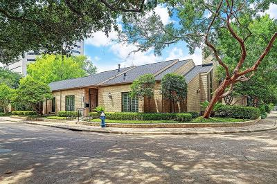 Houston Single Family Home For Sale: 2724 Essex Terrace