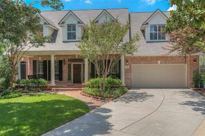 The Woodlands Single Family Home For Sale: 103 Baronet Woods Court