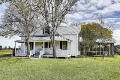 Fayetteville TX Farm & Ranch For Sale: $675,000