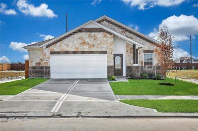 Balmoral Single Family Home For Sale: 15414 Kirkdell Bend Drive