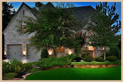 The Woodlands Single Family Home For Sale: 66 S Almondell Circle