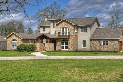 Magnolia Single Family Home For Sale: 11002 Lake Windcrest