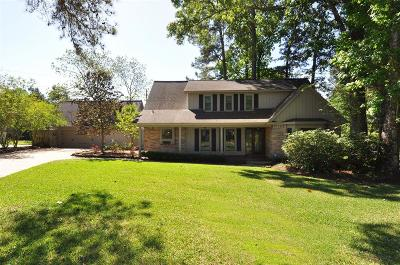 Kingwood Single Family Home For Sale: 5422 Timber Shade Drive
