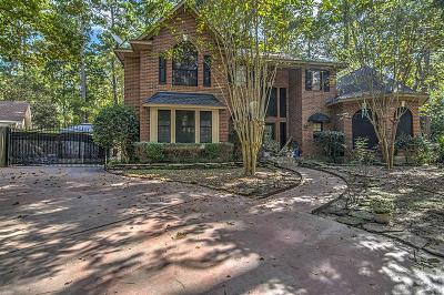 Willis Single Family Home For Sale: 13998 Balboa Drive