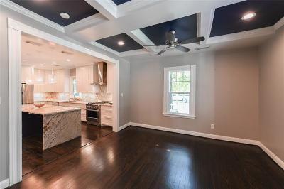 Houston Single Family Home For Sale: 801 W 13th Street