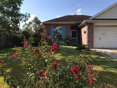 Katy Single Family Home For Sale: 5321 Tallowwood Terrace