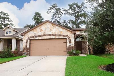 Spring, The Wodlands, Tomball, Cypress Rental For Rent: 25134 Alina Lane