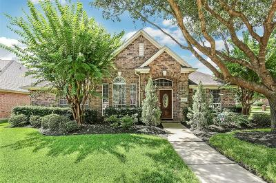 Tomball Single Family Home For Sale: 11715 Hillsgate Court