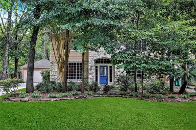 The Woodlands Single Family Home For Sale: 87 N Cochrans Green Circle