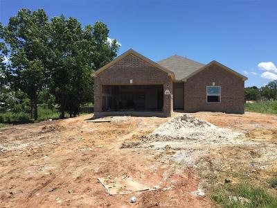 Willis Single Family Home For Sale: 12951 Howard Circle