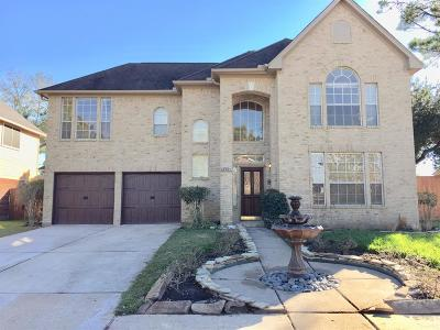Houston Single Family Home For Sale: 13927 Somersworth Drive