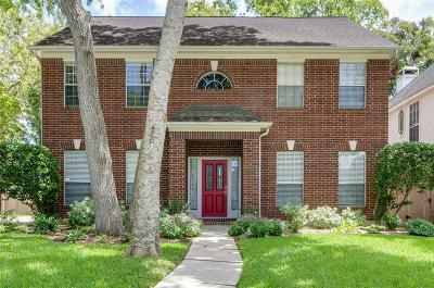 Sugar Land Single Family Home For Sale: 1418 Berrytree Drive