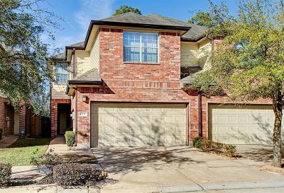 Houston Condo/Townhouse For Sale: 5227 Brinkman Court