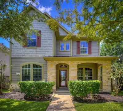 The Woodlands Single Family Home For Sale: 63 Chipwyck Way