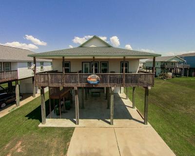 Galveston Single Family Home For Sale: 23174 Fresca