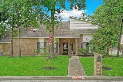 Conroe Single Family Home For Sale: 418 Heather Lane