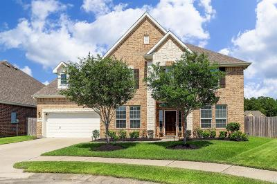Galveston County Single Family Home For Sale: 4333 S Meridian Greens Drive