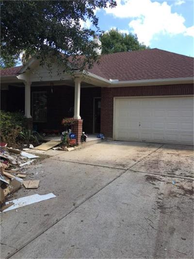 Katy Single Family Home For Sale: 6307 Tall Canyon Court