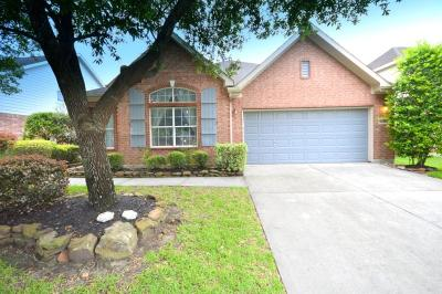 Galveston County, Harris County Single Family Home For Sale: 12515 Saratoga Woods Lane