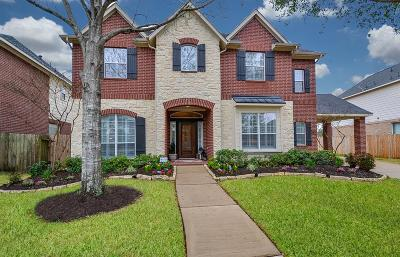 Cypress Single Family Home For Sale: 13919 Cantrell Manor