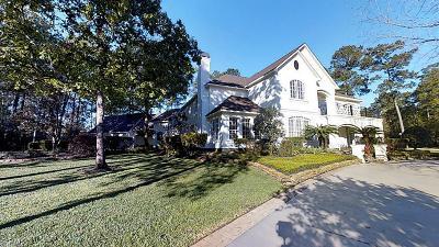 Kingwood Single Family Home For Sale: 15 Holley Ridge Drive
