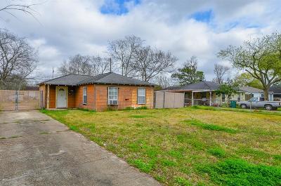 Pasadena Single Family Home For Sale: 1317 Taylor Avenue