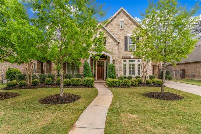 Cypress Single Family Home For Sale: 13614 Oak Lake Bend