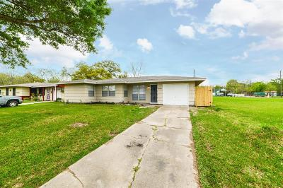 Houston Single Family Home For Sale: 5606 Heron Drive
