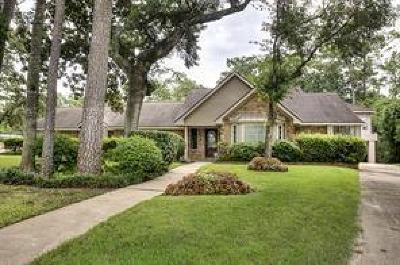 Houston Single Family Home For Sale: 6 Plantation Road