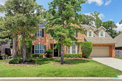The Woodlands Single Family Home For Sale: 34 N Millsap Circle
