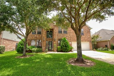 Katy TX Single Family Home For Sale: $389,900