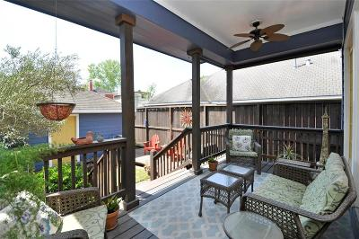 Heights Single Family Home For Sale: 820 W 27th Street