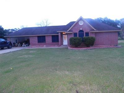 Angleton Single Family Home For Sale: 1126 Bar X Trail Trail