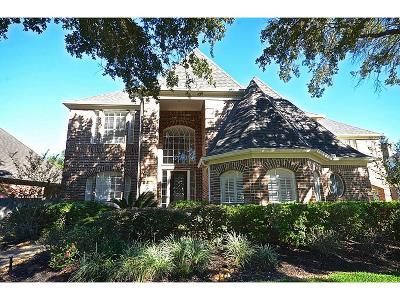 Sugar Land Single Family Home For Sale: 3411 Creekstone Drive
