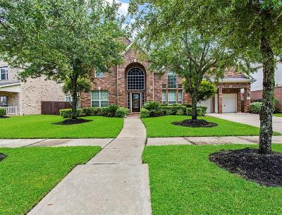 Sugar Land Single Family Home For Sale: 4315 Pensacola Oaks Lane