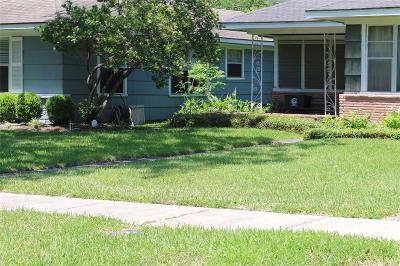 Bellaire Single Family Home Pending: 4500 Sunburst Street