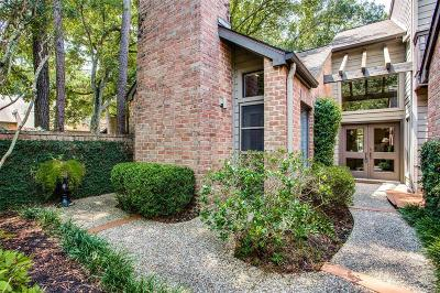 Houston Condo/Townhouse For Sale: 308 Sugarberry Circle