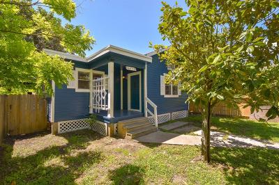 Galveston Single Family Home For Sale: 3517 Avenue R 1/2